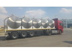 Süt Nakil Tankları
